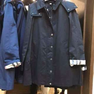Burberry Trench coat (Navy colour)