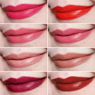 Mary Kay® Gel Semi-Matte Lipsticks (With 8 Shades)