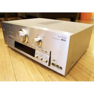TECHNICS GOLD 500W RECEIVER AMPLIFIER (UP $1,450) WAREHOUSE PRICE $299