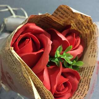 Valentine Artificial Flowers