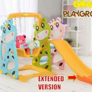 GIRAFFE PLAYGROUND  - NEW VERSION  EXTENTED