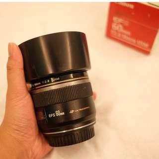 Canon 60mm 2.8 MACRO