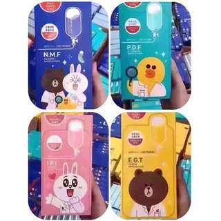 (#SpringClean60) Mediheal Line Friends Mask Assorted *Mix and Match* 10 sheets