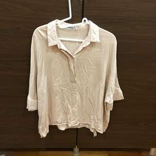 Tem ikia oversized shirt