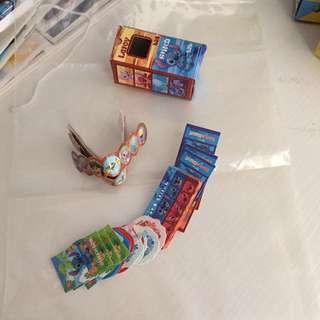 史迪仔貼紙四盒送一盒兒童貼紙