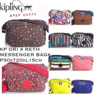 Kipling Reth Messenger Bag