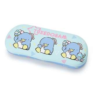 Sanrio 日本正版 Tuxedo Sam 企鵝 眼鏡盒