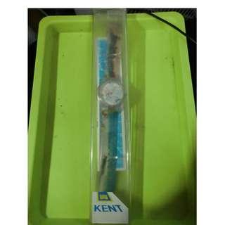 超純健牌香煙限量廣告品 - 透明盒裝 膠手錶 (199X年)