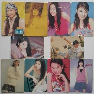 女星 40張卡 ( 99 )