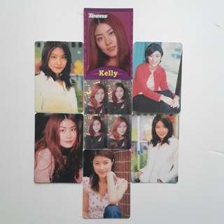 陳慧琳 7張卡 ( 101 )
