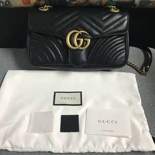 Gucci marmont small size bag