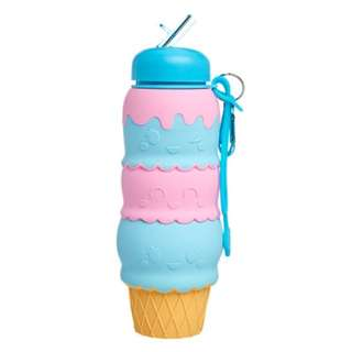 Ice Cream Silicon Bottle Smiggle