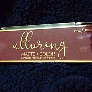 Matte Lip palette