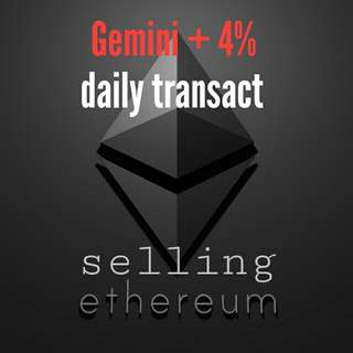 Ethereum for Sale!