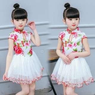 CNY Cheongsam Dress