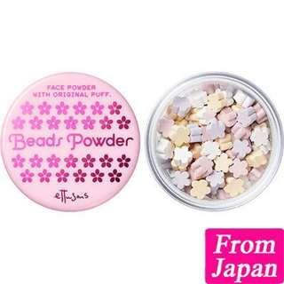 ☆LIMITED EDITION☆ ETTUSAIS Sakura Beads Face Powder 15g ☆Best Selling in Japan Singapore☆