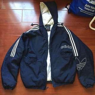 Vintage Adidas Windbreaker (S)