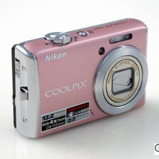 🚚 Nikon Coolpix S620~八成新~機況良好