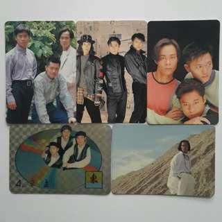草蜢 5張卡 ( 110 )