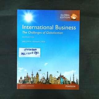 INTERNATIONAL BUSINESS 8ED