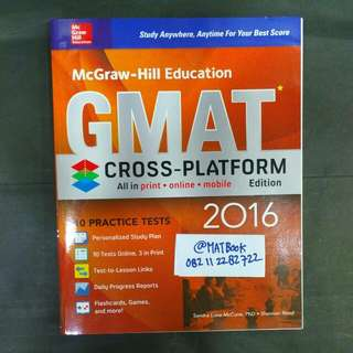 GMAT 2016: CROSS-PLATFORM