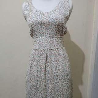 Mini dress fit M
