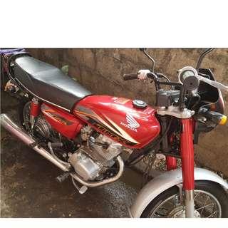 RUSH SALE!! Honda TMX 155