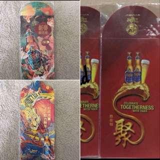 Tiger Beer Red Packet