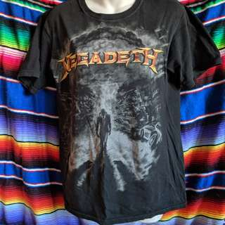 Megadeth Band Tee