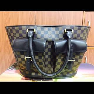 Aythentic LV beach Bag