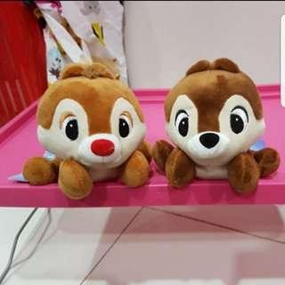 Chip n Dale Plush Toy