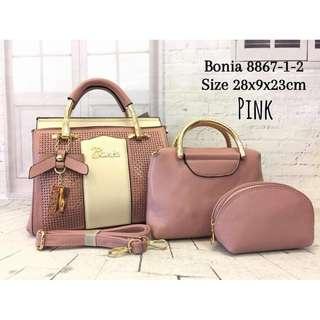 Bonia Set 3in1(8867-1-2)