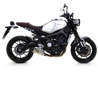 Yamaha XSR900 16-17 Arrow Jet Race Full System Exhaust (LTA APPROVED)