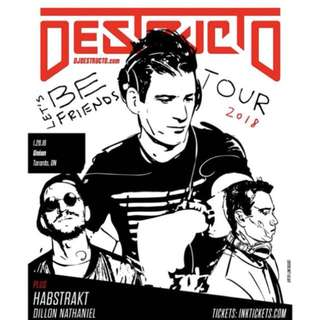 Destructo at uniun