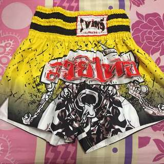 Muay thai shorts Twins