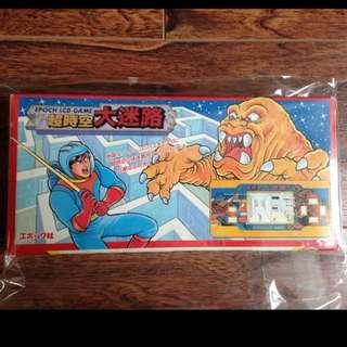 Game n Watch - Space Maze Handheld Jap (Original)