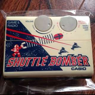Game n Watch - Shuttle Bomber