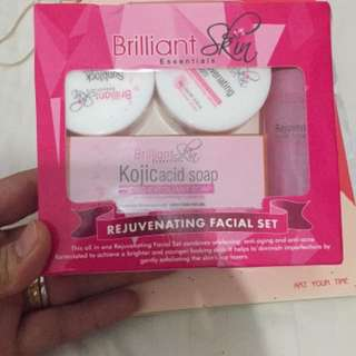 Brilliant Skin Essential Rejuvenating Set