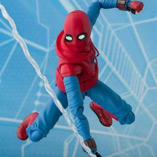 Shf home coming spiderman