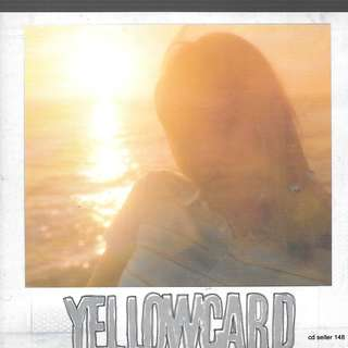 MY CD - YELLOWCARD //FREE DELIVERY BY SINGPOST