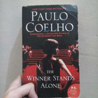 Paolo Coelho- the Winner Stands Alone