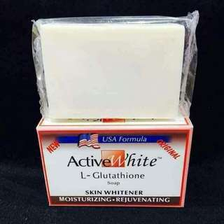 Active White Soap