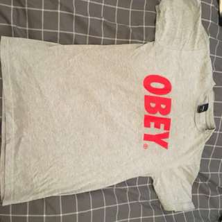 Authentic Obey tshirt!