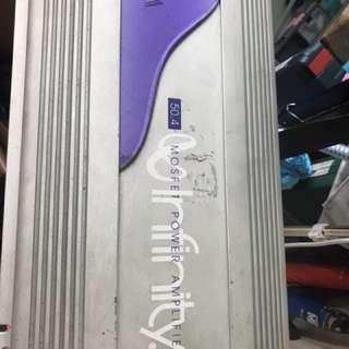 Infinity amp