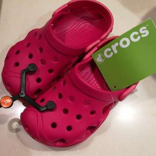 Authentic Brand New With Tags Crocs Swiftwater Clog Sz 11