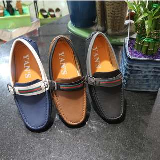 Boys' Smart Loafers
