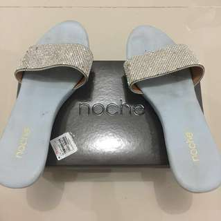 [Reprice] Noche Wedge Dress Jules size 39
