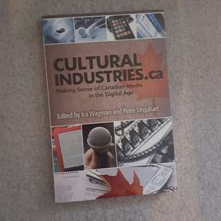 Cultural Industries.ca