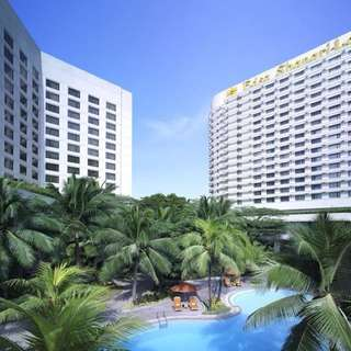 Edsa Shangri-la weekend overnight