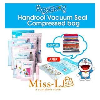 🍎 DORAMON HAND ROLL VACUUM COMPRESSED BAGS